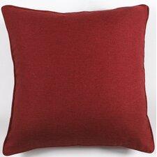 Urban Loft Linen Look Feather Filled Throw Pillow