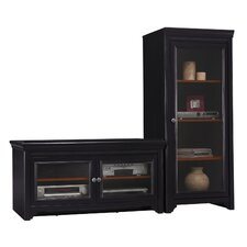 Stanford TV Stand and Audio Cabinet