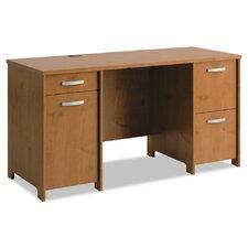 Office Connect Furniture Envoy Double Pedestal Desk