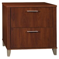 Somerset 2 Drawer Lateral File Cabinet