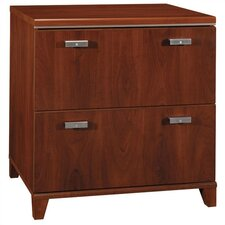 Tuxedo 2-Drawer Lateral File