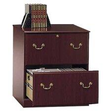 Saratoga 2 Drawer Executive Lateral File
