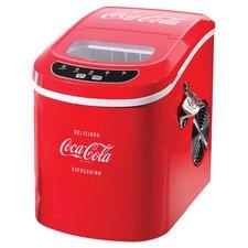 """Coca-Cola Series 9.5"""" Portable Ice Maker"""