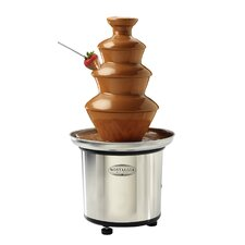 3 Tier Chocolate Fondue Fountain