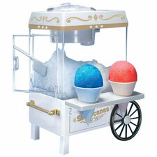 Old Fashioned Carnival Style Snow Cone Maker