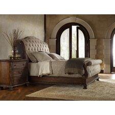 Adagio Sleigh Customizable Bedroom Set
