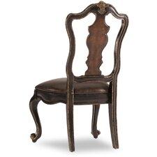 Grandover Splatback Leather Side Chair