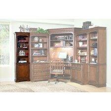 "Brookhaven Left 78.25"" Standard Bookcase"