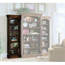 "Brookhaven Left 78"" Standard Bookcase"