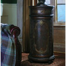 Seven Seas Round Tall Accent Cabinet