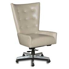 High Back Serenade Buff Home Office Chair