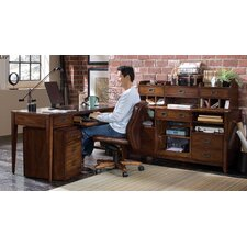 Danforth 2-Piece L-Shape Desk Set