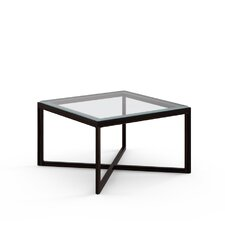 Marc Krusin End Table in Ebonized Oak