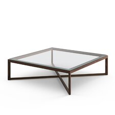 "Marc Krusin 10"" Coffee Table in Ebonized Oak"