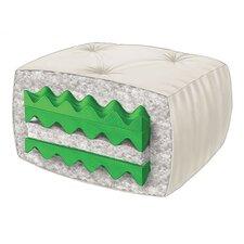 """Sycamore 8"""" Cotton and Foam Futon Mattress"""