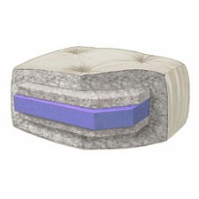 "Bayside 6"" Cotton and Foam Futon Mattress"