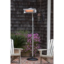 Electric Pole-Mounted Patio Heater