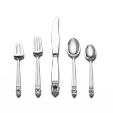 Sterling Silver Royal Danish 4 Piece Flatware Set