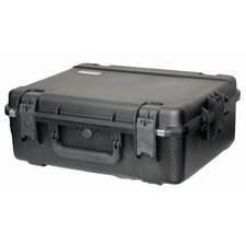 "Mil-Standard Injection Molded Case: 17"" H x 22"" W x 8"" D (Interior)"