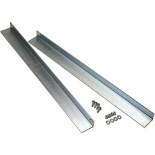 """24"""" Support Rail in Gray"""