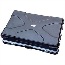 "ATA Utility Case: 10 1/4""H x 32 3/8"" W x 28 3/4"" D (outside)"