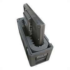 New Roto Molded Plasma Screen Case With Universal Foam Interior