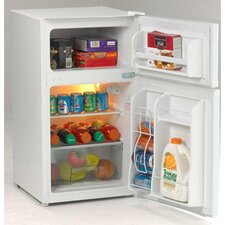 3.1 cu. ft. Compact Refrigerator with Freezer