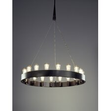 Rico Espinet Candelaria 18 Light Chandelier