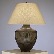 """Laurelton 31.5"""" H Table lamp with Empire Shade"""