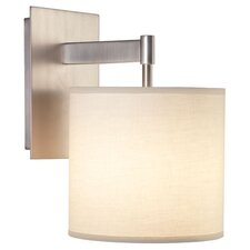 Echo  Wall Sconce in Stainless Steel