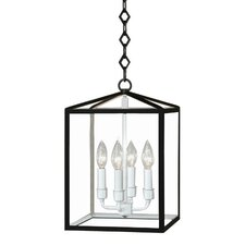 Millbrook 4 Light Hanging Lantern