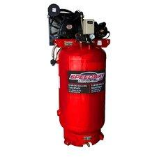 80 Gallon 5 HP Two Stage Tank Compressor