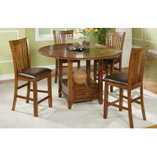 Zahara 5 Piece Dining Set