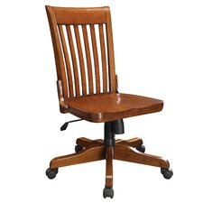 Topaz High-Back Side Chair with Pump