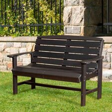 Classic Poly Lumber Garden Bench