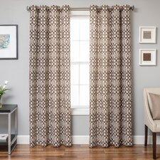 Calika Single Curtain Panel