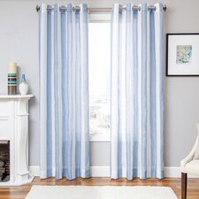 Pacifica Single Curtain Panel