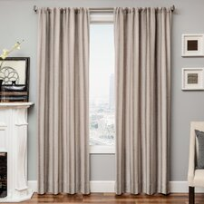 Ezra Single Curtain Panel