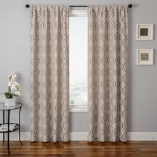 Ezra Single Curtain Panel