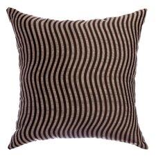 Palatial Wave Stripe Decorative Throw Pillow