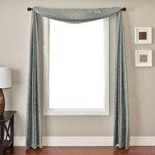 Basso Window Scarf in Antique Blue