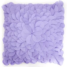 Blooming Bud Throw Pillow