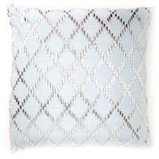 Bling Crystal Diamond Throw Pillow