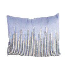 Sea Side Natural/Organic Throw Pillow