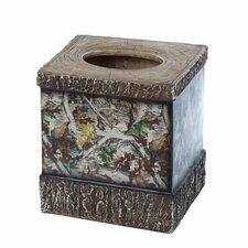 Camo Tissue Box