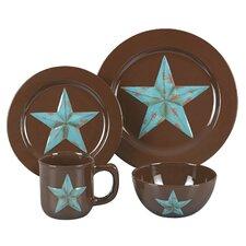 Star 16 Piece Dinnerware Set