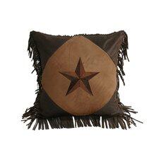 Laredo Diamond Star Throw Pillow