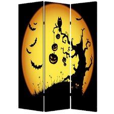 "72"" X 48"" Halloween 3 Panel Room Divider"