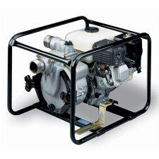 190 GPM Honda Engine Driven Trash Pump with Low Oil Sensor