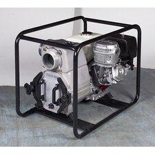 360 GPM Honda Engine Driven Trash Pump with Low Oil Sensor